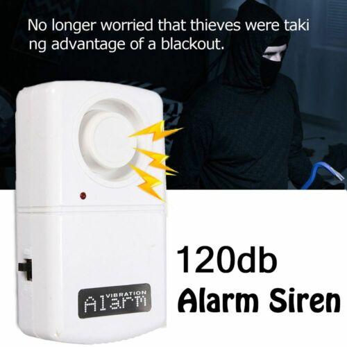 Device Burglar Sensor Power Off Security Anti Thief System Automatic Alarm