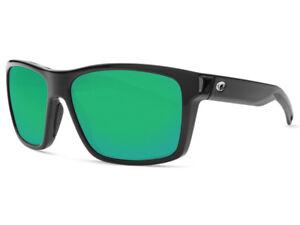 6399ff09f9 Details about NEW Costa Del Mar SLACK TIDE Black   580 Green Mirror Glass  580G