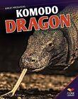 Komodo Dragon by Patrick G Cain (Hardback, 2013)
