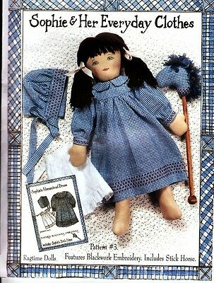2019 Mode M 4333 Oop Sophie & Her Everyday Clothes #3 Pattern Online Korting