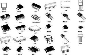 MITSUBISHI M52030ASP NTSC System Color TV Signal Processor Dip Qty-1