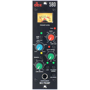 dbx-580-Microphone-Instrument-Solid-State-Single-Channel-Mic-Preamp-VU-Meter