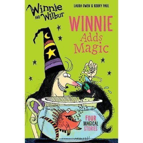 Winnie and Wilbur: Winnie Adds Magic by Laura Owen (Paperback, 2016)