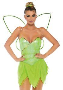 Lag 86749 Leg Avenue Elfe Fee Pretty Pixie Fairy Magierin Fasching