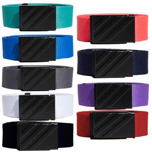 Adidas-Mens-3-Stripes-Buckle-OSFA-Webbing-Performance-Golf-Belt