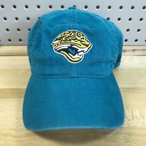 Jacksonville-Jaguars-NFL-Football-Reebok-Stretch-Fit-Cap-Size-L-XL-EUC-Low-Pro