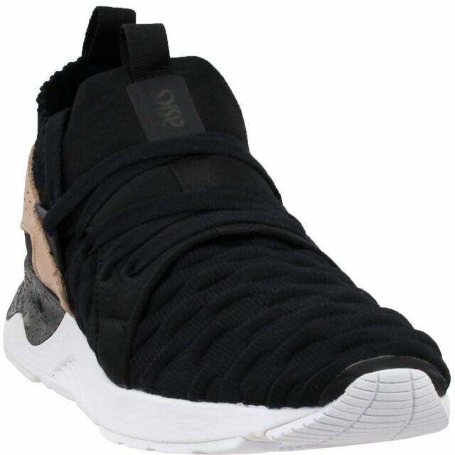 7230124ca0 ASICS GEL Lyte V 5 Sanze Knit Black/black H800n 9090 Men's Size 12 ...