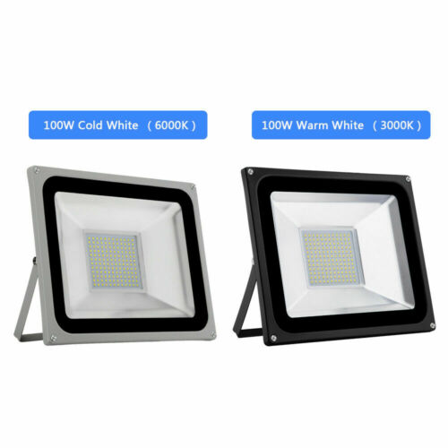10W 20W 30W 50W 100W LED Floodlight Warm Cold White LED Work Flood Light Outdoor