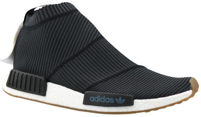 Adidas NMD CS1 PK Primeknit Herren Sneaker Schuhe schwarz BA7209 Gr. 46 49 NEU