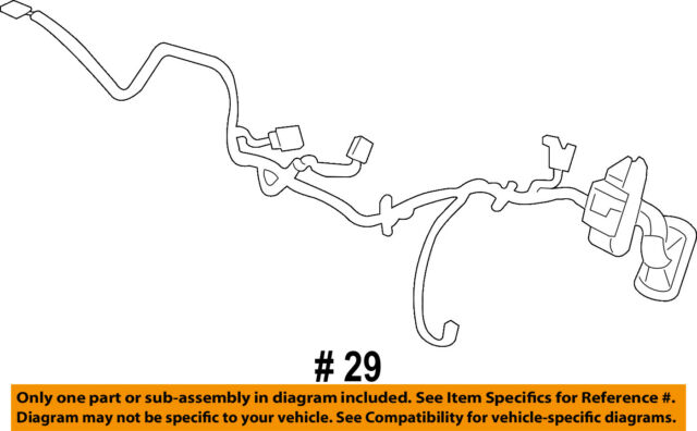2009 Dodge Journey Door Wiring Harness from i.ebayimg.com