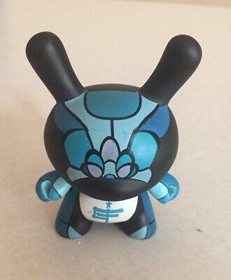 "Kidrobot Dunny Series 4 Untitled Mist 3"""