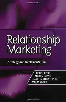 Relationship Marketing: Text and Cases (Chartered Instit... | Buch | Zustand gut