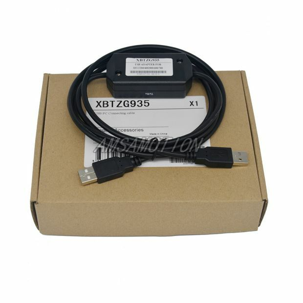 XBTZG935 USB PC Data Transfer PLC Cable For Schneider XBTGT2000 5000 6000 7000