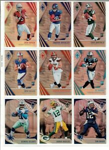 2018-Panini-Phoenix-Football-Base-You-Pick-RC-Rookie-BRADY-RODGERS-SAQUON-ETC