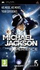 Sony PSP Michael Jackson The Experience Dance Game Incl Bad Beat It Thriller