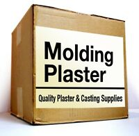 Plaster Of Paris / Casting - Quick Set - 20 Lbs For $29 - Free Shipping