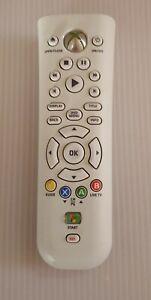 Genuine Microsoft Xbox 360 Media DVD Remote Control Great Condition OEM
