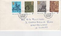 GB 1976 500th Anniversary of Printing  First day Cover VGC