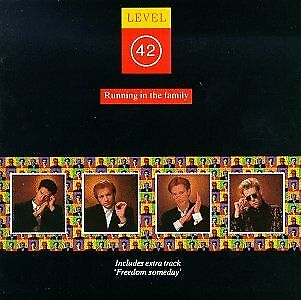 1 of 1 - Level 42 / Running in the Family *NEW* CD
