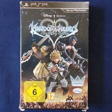 PSP - Playstation Portable ► Kingdom Hearts: Birth By Sleep Collector's Edition
