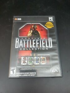Battlefield 2 Complete Collection PC Game EXCELLENT CONDITION FREE SHIPPING
