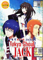 Tokyo Ghoul : JACK DVD with English Subtitle