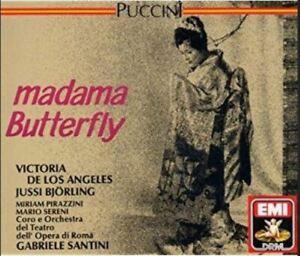 PUCCINI-MADAMA-BUTTERFLY-victoria-de-los-angeles-bjorling-santini-2X-CD