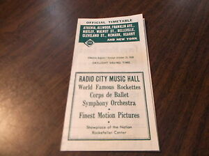OCTOBER-1958-ERIE-RAILROAD-ATHENIA-NJ-OFFICIAL-TIMETABLE