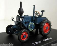 Schuco 1/43 Scale 02641 Lanz Traktor Tractor light blue diecast model tractor