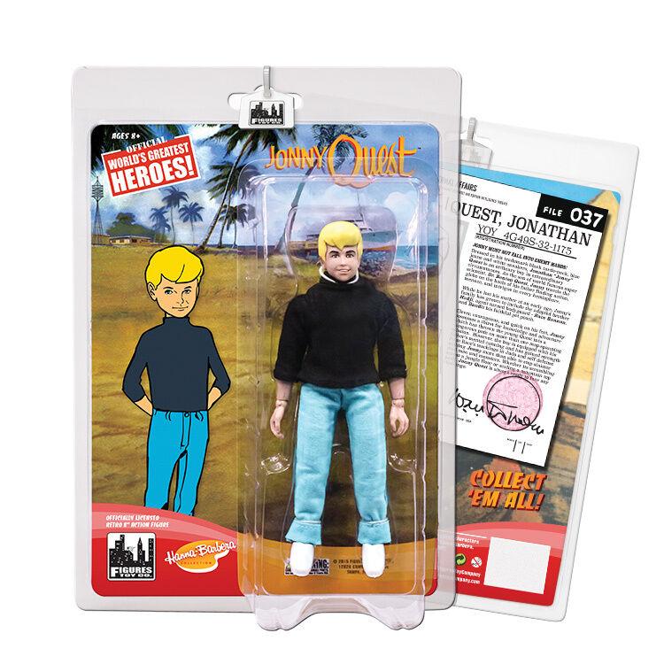 Jonny Quest Retro Style Action Figures Series 1  Jonny Quest