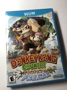 Donkey-Kong-Country-Tropical-Freeze-For-Wii-U-Game-Only