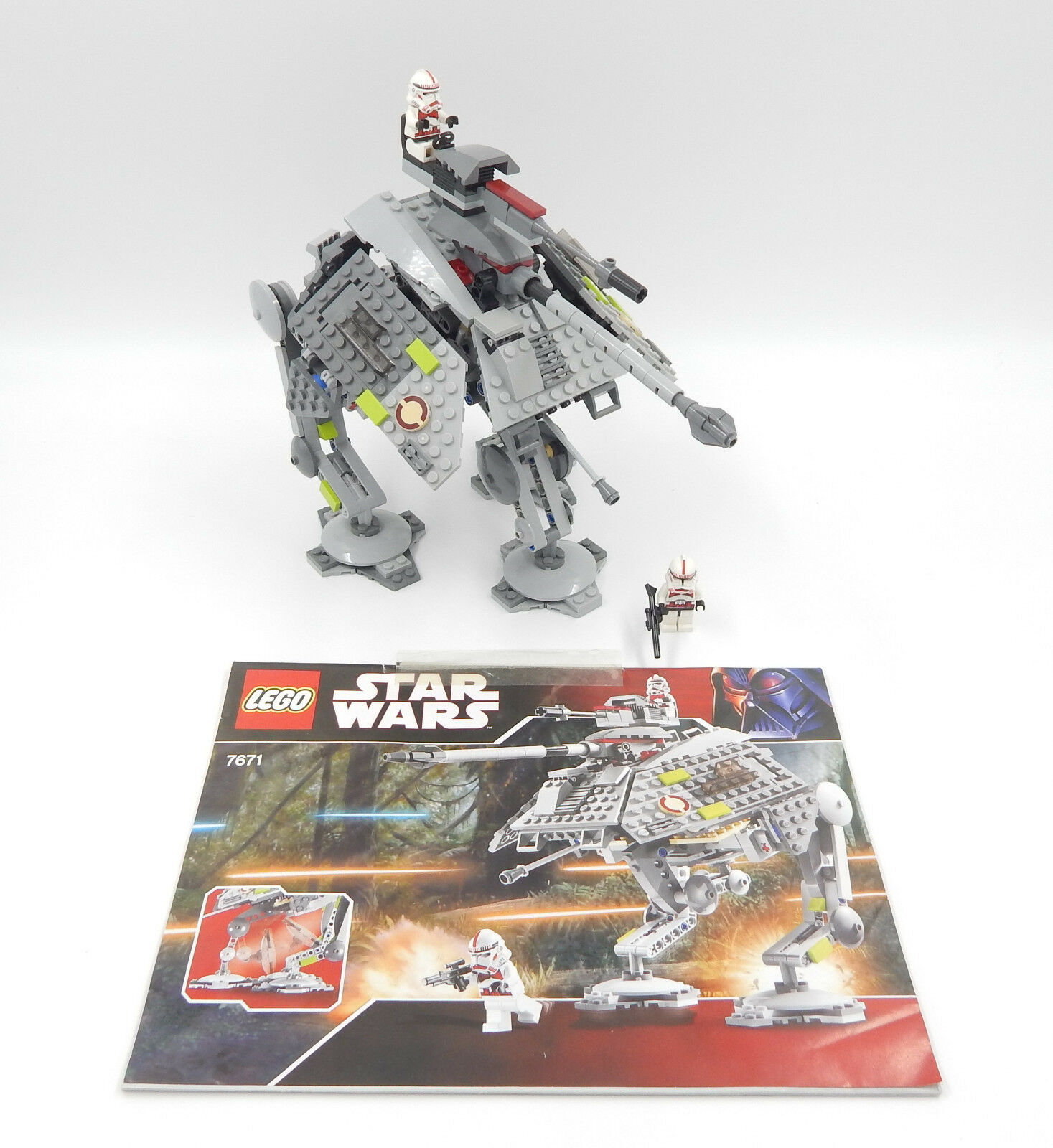 Lego Star Wars 7671 AT-AP Walker - gebraucht