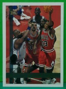Scottie Pippen regular card 1997-98 Topps #1