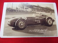1956 Indy 500 Race Car Jimmy Daywalt Big 11 X 17 Photo Picture