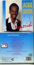 JACKIE EDWARDS - Memorial - Rhino Records JAMAICA