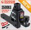 Adjustable-Tow-bar-Towing-Ball-Mount-Tongue-Hitch-Trailer-4WD-Car-Bike-Rack-Boat thumbnail 1