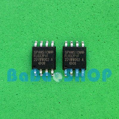1PCS S25FL032POXMFI011 FL032PIF 32-Mbit CMOS 3.0 Volt Flash Memory