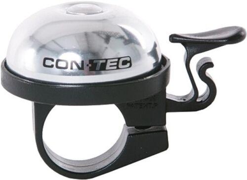 top qualité syllabe 2 CONTEC miniglocke vélo sonnette vélo Cloche Mini Bell Aluminium
