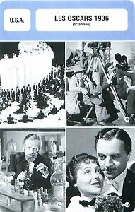 FICHE-CINEMA-USA-LES-OSCARS-1936-9-e-annee