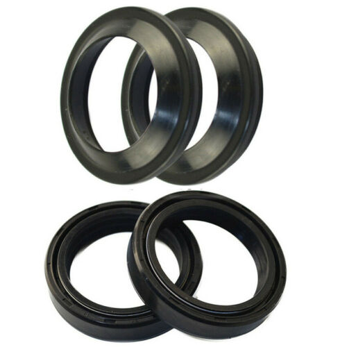41x53x8//10.5mm Oil Dust Front Fork Seals Kit for Triumph Bultaco Can-Am Victory