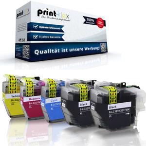 5x-Cartuchos-Compatible-Para-El-hermano-lc-3219xl-MFC-j6930-j6935-DW