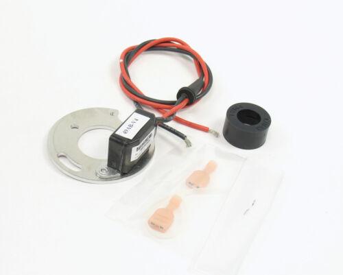 Pertronix LU-143A Ignitor Ignition Lucas 45D4 4 cyl Distributor w Vacuum Adv