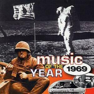 Various-Artists-Music-of-the-Year-1969-CD-2000-Expertly-Refurbished-Product