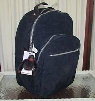 Kipling Seoul Large Backpack Laptop Protection True Blue Bp3020