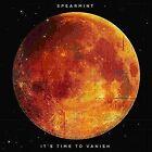 Its Time To Vanish (LP) von Spearmint (2016)
