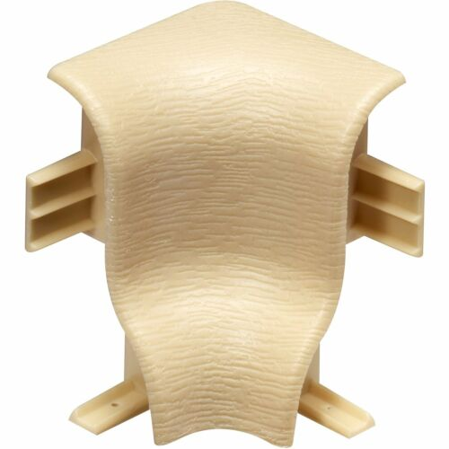 1 Stück Praktikus Sockelleisten Innenecke Innenecke Ahorn System 8