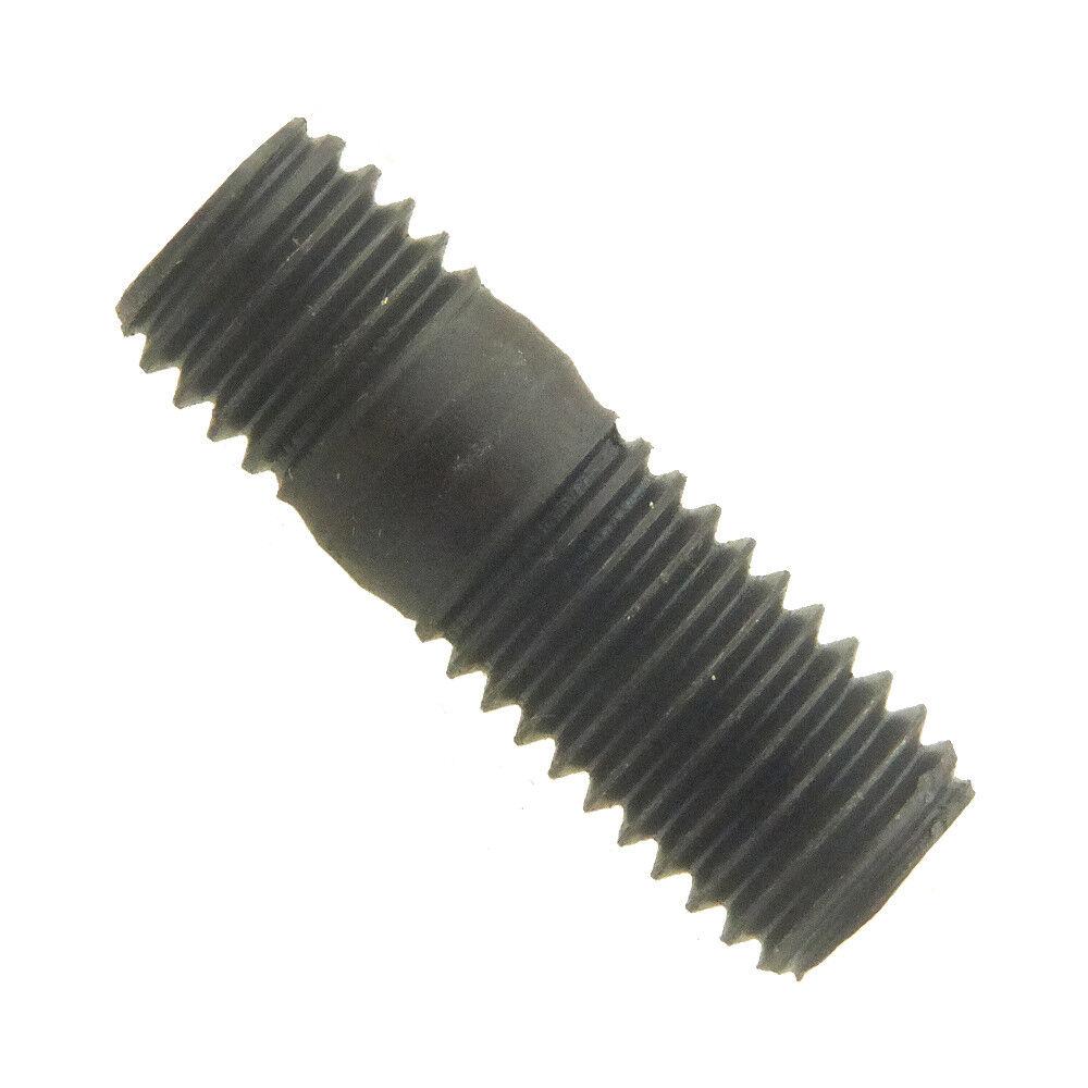 Stiftschrauben mit Einschraubende = 1 d DIN 938 5.8 Stahl blank
