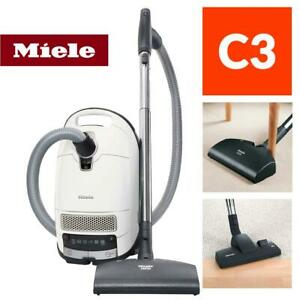MIELE COMPLETE C3 EXCELLENCE POWERLINE VACUUM CLEANER