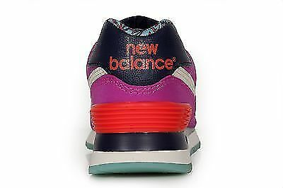 New Balance Luau 574 Women's Women's Women's Sneakers WL574ILB Voltage purple Medium (B, M) f95238