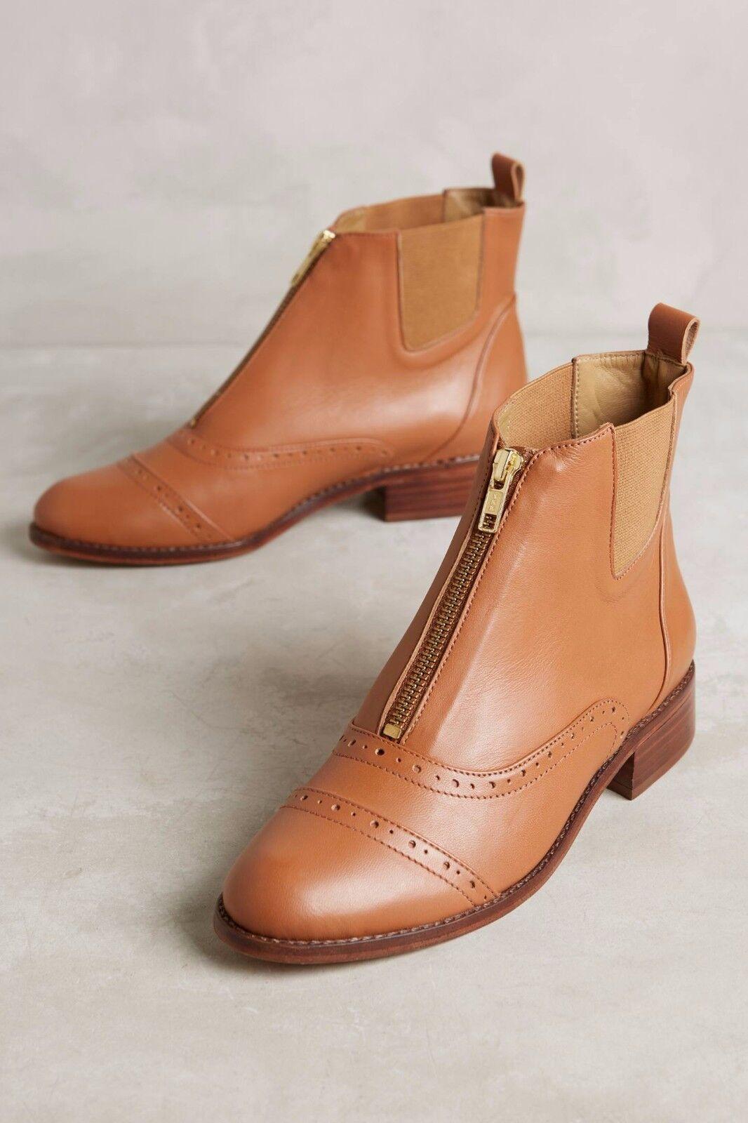 Anthropologie Nina Payne Charli Chelsea Boots  347 Sz Sz Sz 39, 9 - NWOB eabfb5